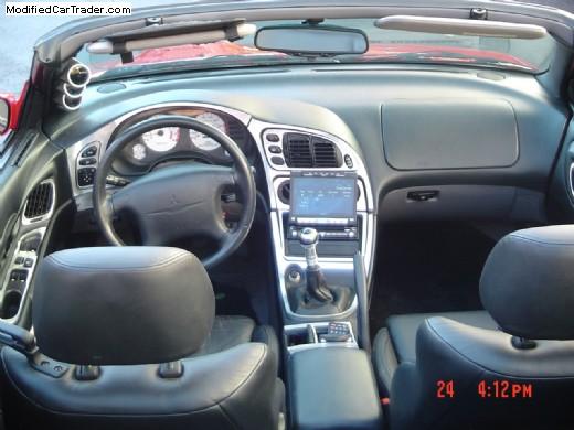 Photos | 1999 Mitsubishi Eclipse spyder GS-T For Sale