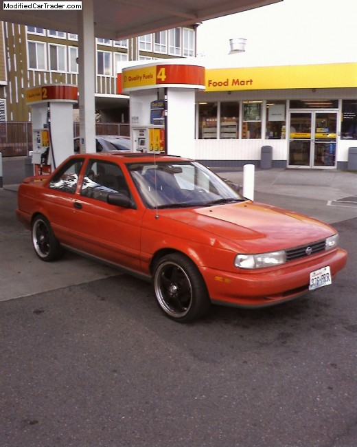 1992 Nissan Sentra SE-R For Sale