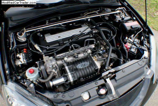 Photos Acura Supercharged RSX Type S For Sale - Acura rsx supercharger