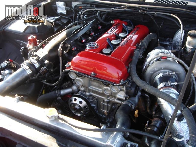 Photos | 1995 Nissan 240SX SR20DET For Sale