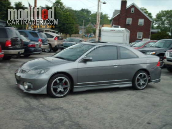 2004 Honda Civic Ex ...