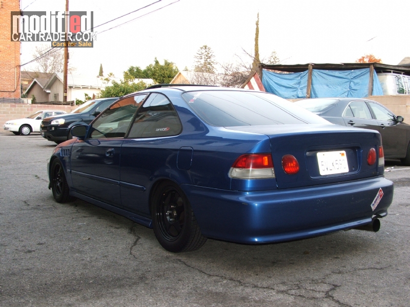 Photos 1999 honda civic si for sale for Honda civic si for sale in los angeles