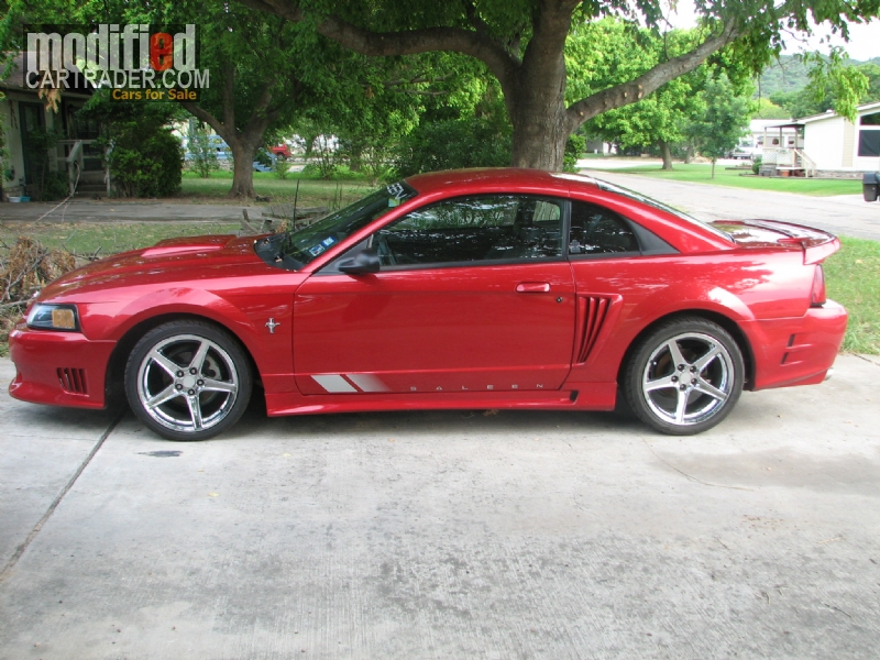 Photos 2001 Ford Mustang Saleen S281 For Sale