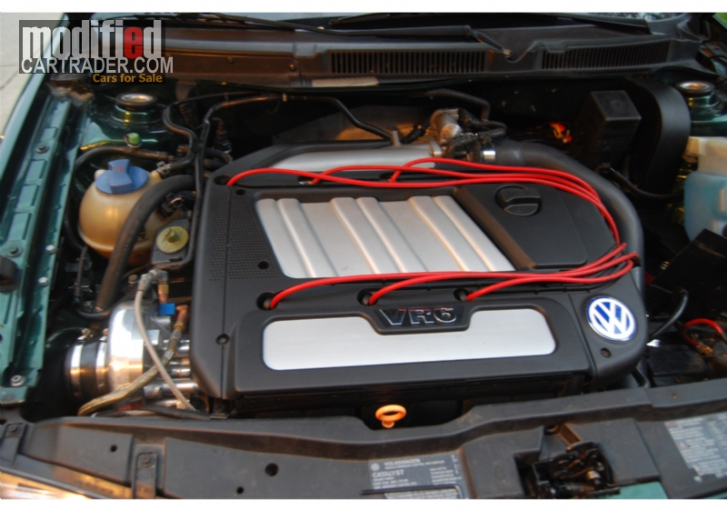 1999 Volkswagen Jetta Vr6 Supercharged