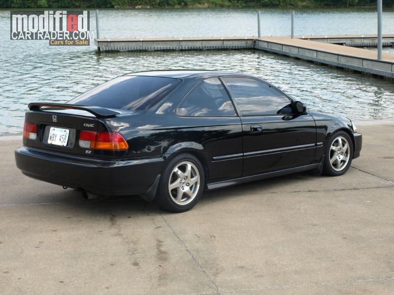 1998 Honda Turbo Civic Civic Ex