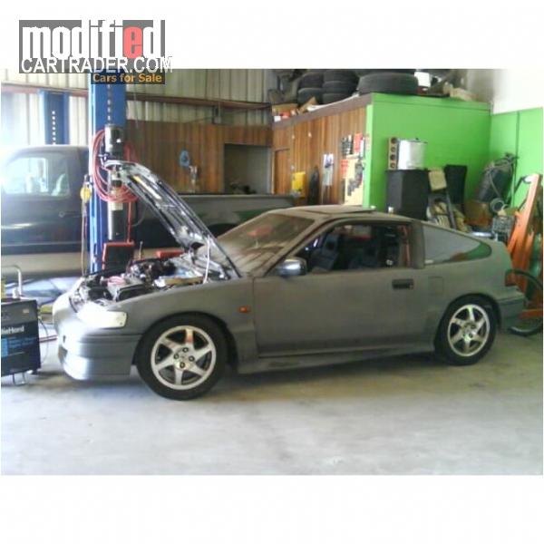 1989 Honda CRX Si For Sale