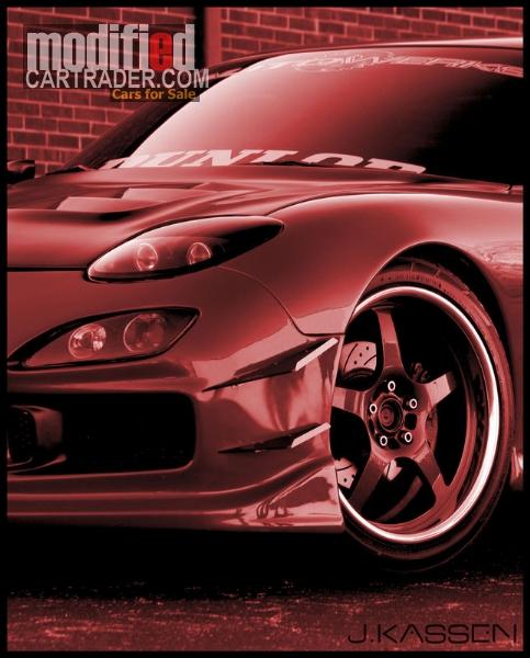1993 Mazda RX-7 R1 For Sale
