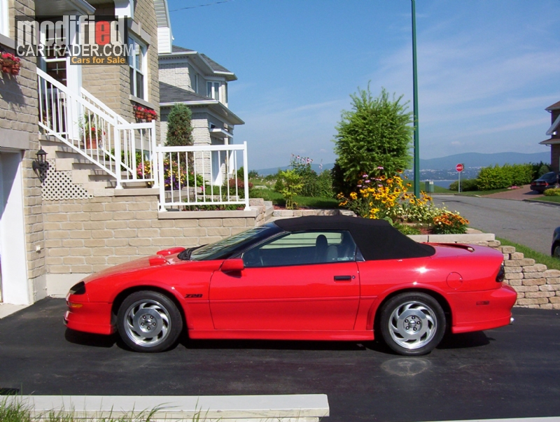 1995 Camaro Z28 For 8 500 Could This 1995 Chevy Camaro