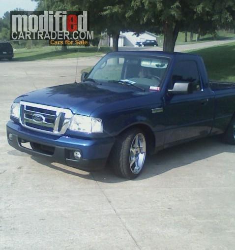 2007 Ford Ranger Xlt For Sale