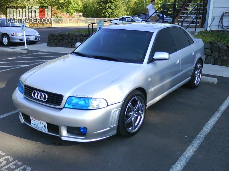 Photos | 2000 Audi A4 1.8T Quattro For Sale