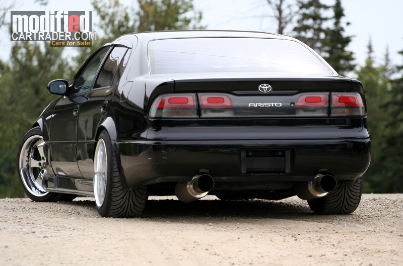 Photos | 1992 Toyota Aristo JDM RHD [Supra TT] For Sale