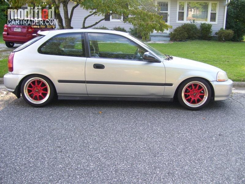 Photos 1996 Honda Ek Hatchback Civic Ek Hatchback For Sale
