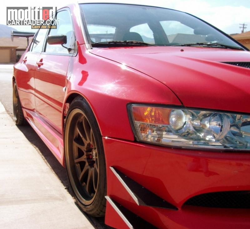 2003 Mitsubishi Lancer EVO For Sale