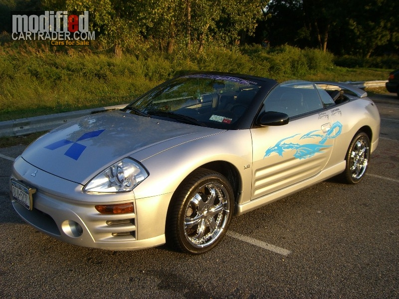 photos | 2003 mitsubishi eclipse spyder gts for sale