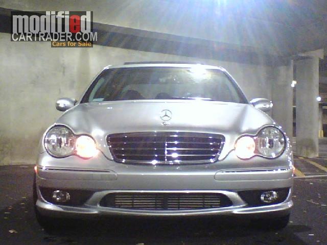 Photos 2005 Mercedes C230 Kompressor Sport For Sale