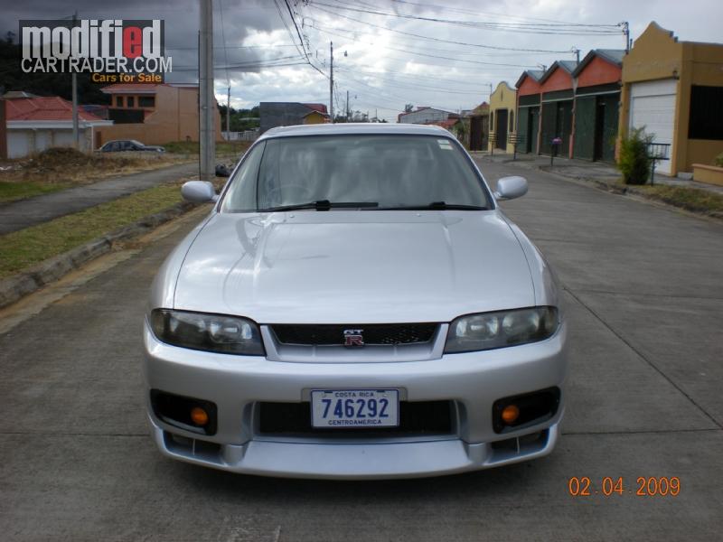 1995 Nissan the MAN ! [Skyline] R33GTR vspec