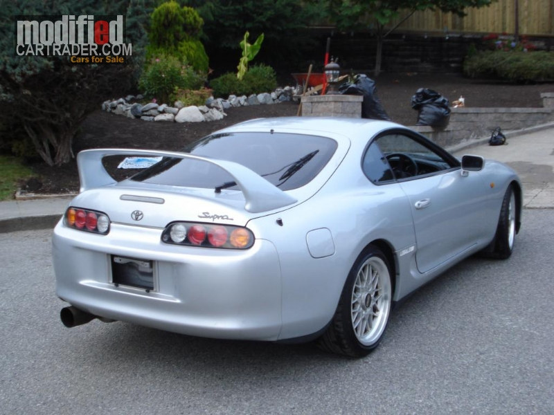 1993 Toyota Supra Supra Tt Jza80