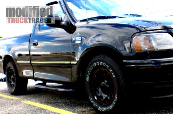 1998 Ford F150 NASCAR Edition http://www.modifiedcartrader.com/photo