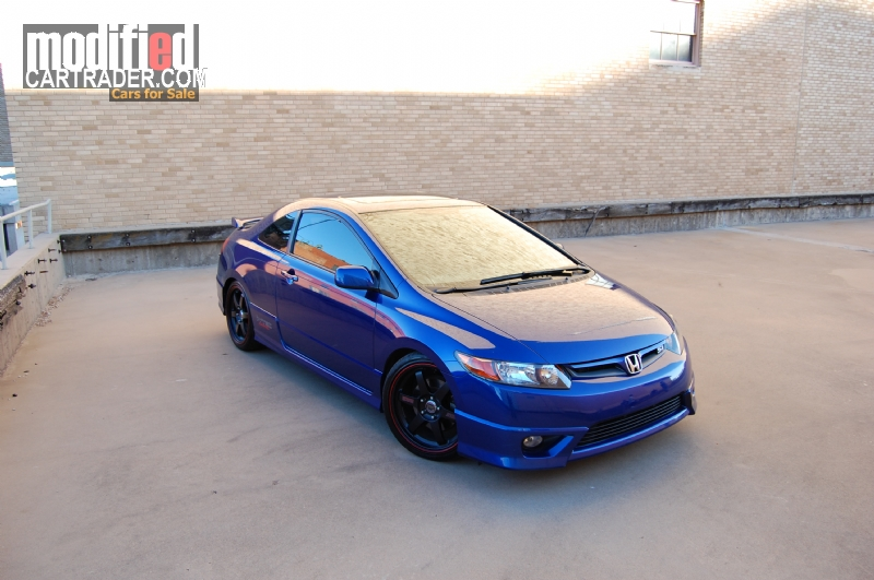 photos 2007 honda civic si for sale. Black Bedroom Furniture Sets. Home Design Ideas