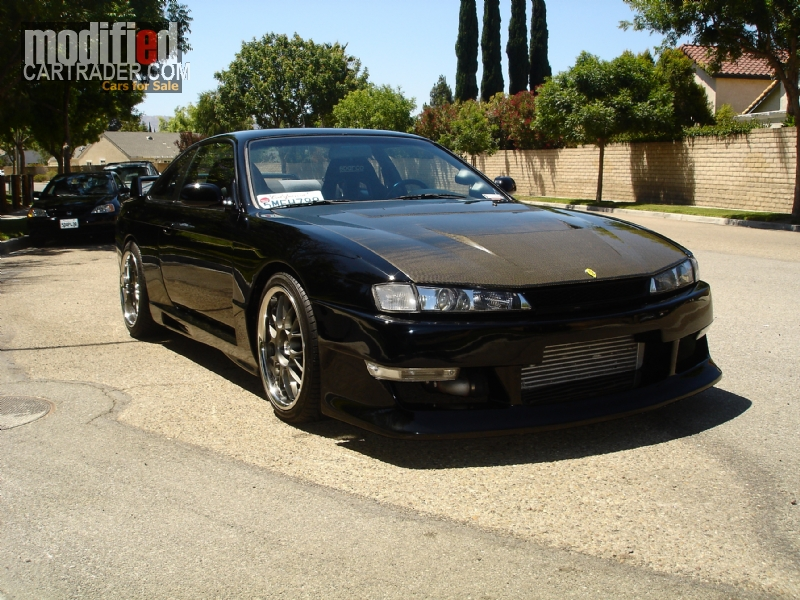 photos 1998 nissan s14 silvia 240sx s14 for sale. Black Bedroom Furniture Sets. Home Design Ideas