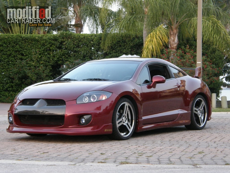 2007 Mitsubishi GS [Eclipse] GS ...