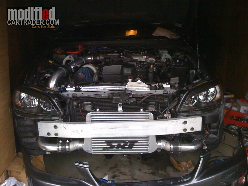 2002 Lexus Turbo IS300 [IS] 300
