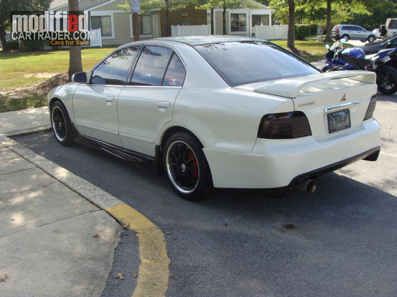 Gallery For > Modified Mitsubishi Galant