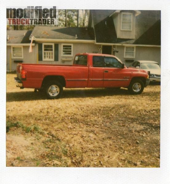 1998 Dodge Ram Slt Diesel For Sale