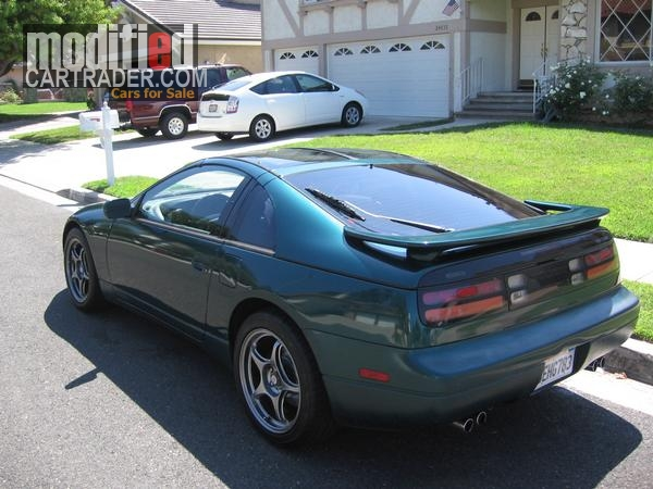 photos 1996 nissan 300zx twin turbo for sale. Black Bedroom Furniture Sets. Home Design Ideas