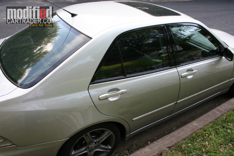 Photos | 2003 Lexus Turbo IS300 [IS] For Sale