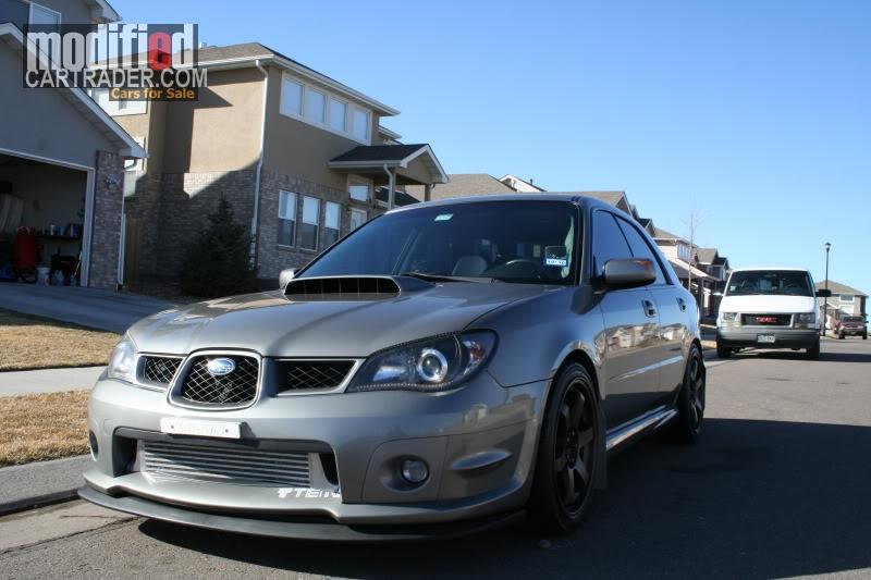 Photos | 2006 Subaru Impreza WRX Limited Wagon For Sale