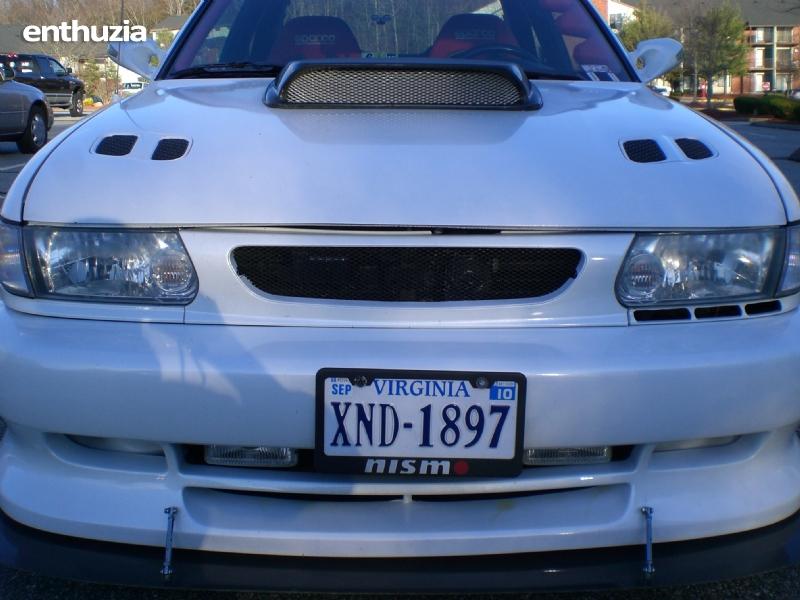 Photos | 1993 Nissan Turbo [Sentra] SE-R For Sale