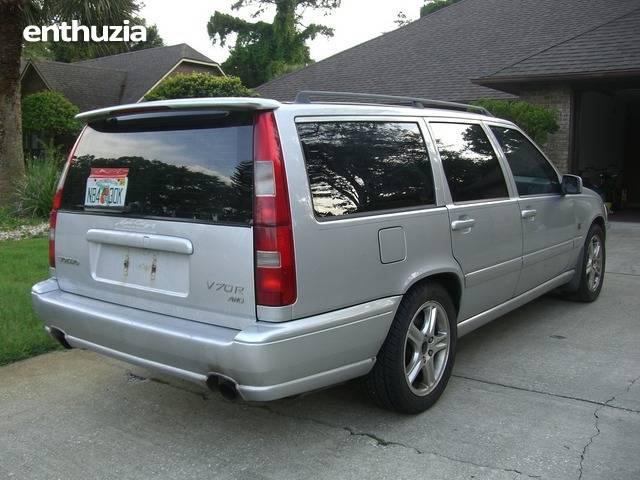 photos 1999 volvo v70 r awd wagon for sale. Black Bedroom Furniture Sets. Home Design Ideas