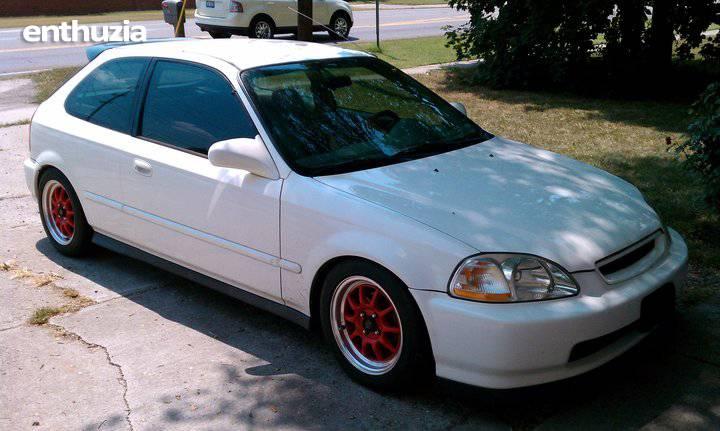Photos | 1997 Honda Civic B20 Type R For Sale