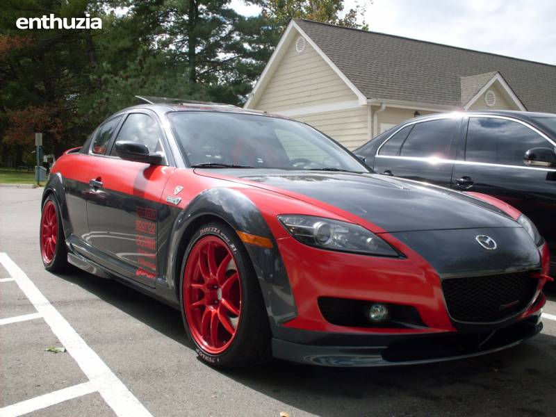 auctions mile mazda sold listing on rx sale bat for
