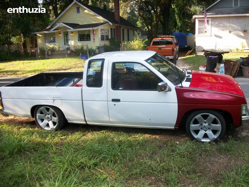 Photos | 1990 Nissan hardbody [Pickup] ex cab For Sale