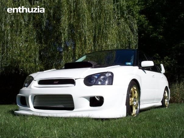 Subaru Impreza Wrx Sti 2004 Custom Images