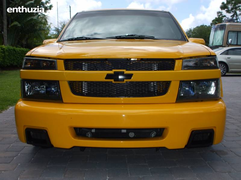 2005 Chevy Colorado Crew Cab custom chevy colorado 4x4 car tuning Car Tuning