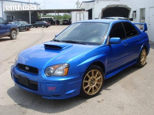 Photos | 2005 Subaru Impreza WRX STI Turbo AWD For Sale