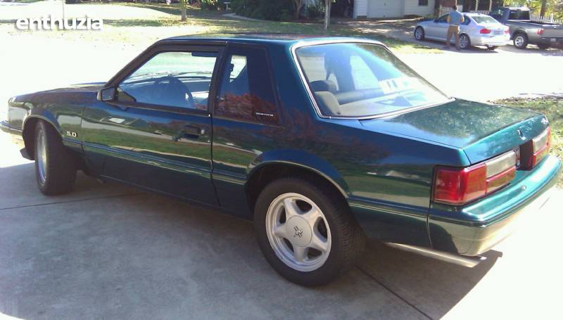 Photos 1992 Ford Mustang Lx Coupe For Sale
