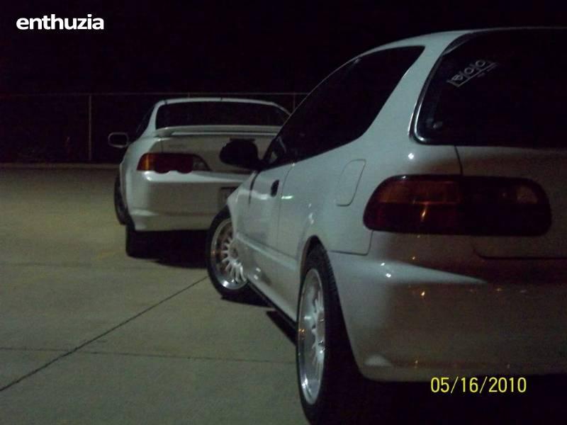 1993 Honda EG Hatch [Civic] Cx