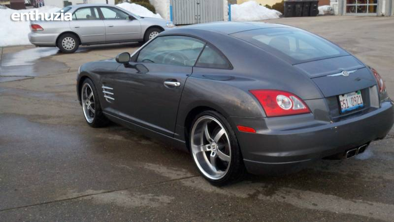 photos 2004 chrysler crossfire limited for sale. Cars Review. Best American Auto & Cars Review