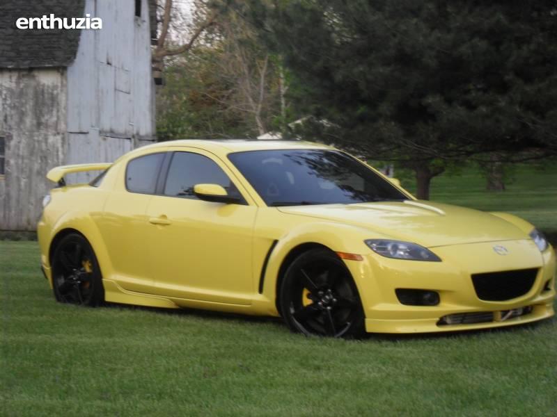 2004 Mazda RX 8 GT ...