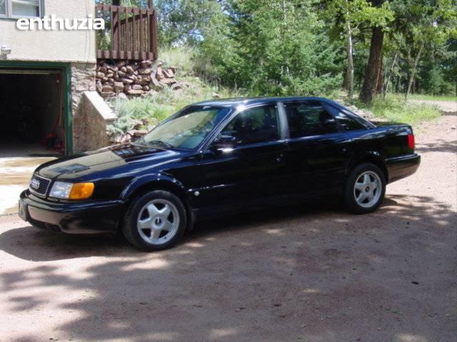 1993 Audi URS4 [S4]