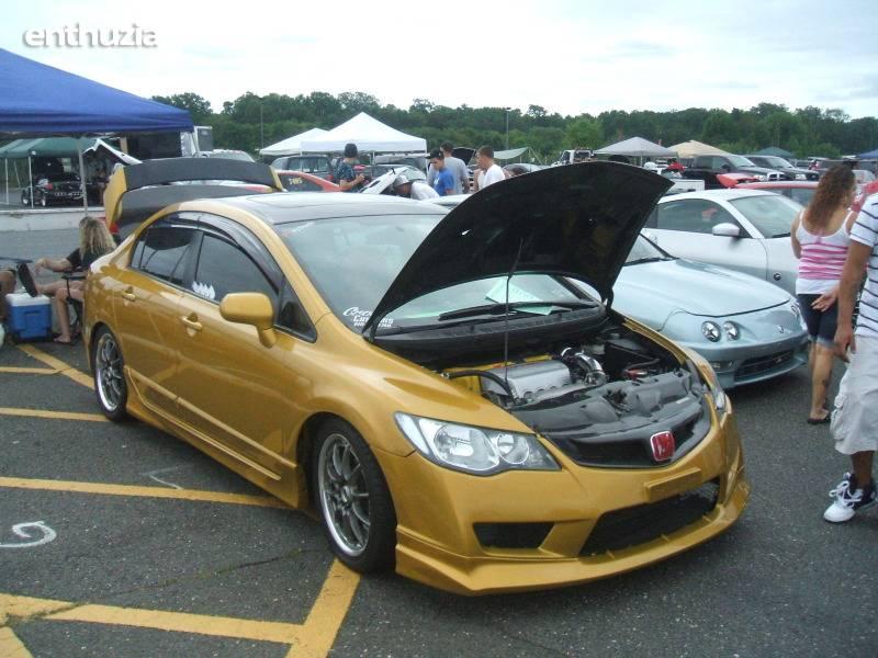 Photos 2008 Honda Fa5 Civic Si For Sale