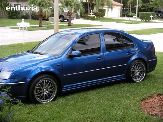 Volkswagen jetta 2002 custom