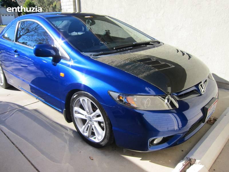 Photos 2007 Honda Civic Si K24 For Sale
