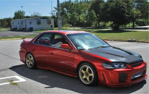 Honda Accord 2002 Modified Www Pixshark Com Images Galleries With A Bite