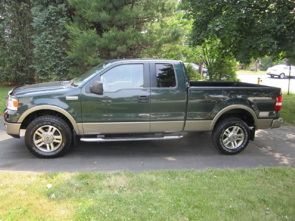 photos 2005 ford roush intercooled supercharged f150 lariat for. Black Bedroom Furniture Sets. Home Design Ideas