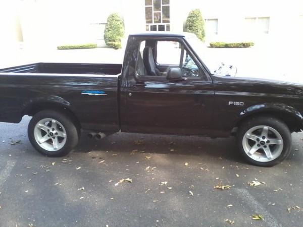 1993 ford lightning truck sale. Black Bedroom Furniture Sets. Home Design Ideas